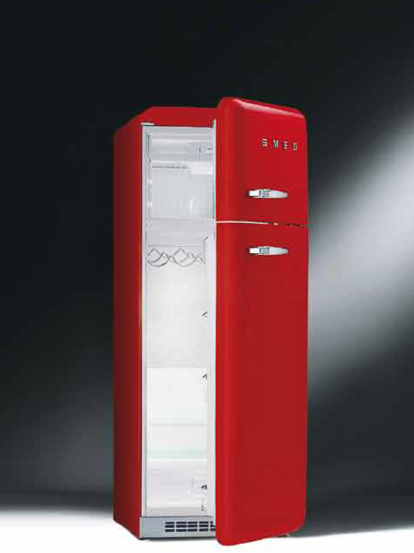 Fab30rr1 frigorifero by smeg - Frigoriferi smeg doppia porta ...