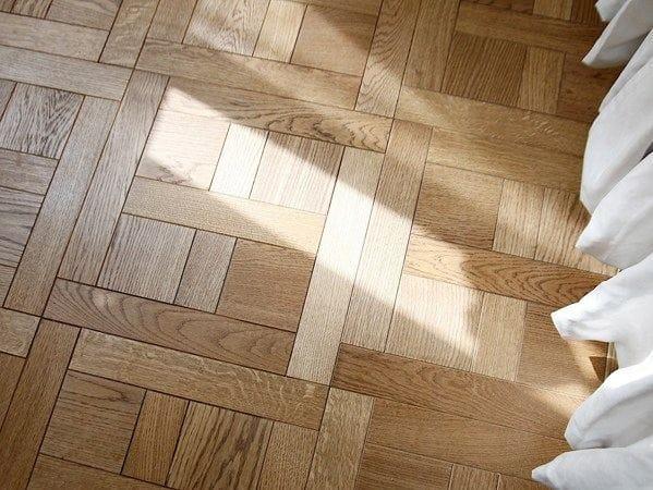 Parquet prefinito in legno PAVIMENTO A DISEGNO by MENOTTI SPECCHIA PROJECT