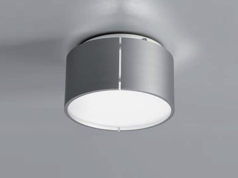 allright | lampada da soffitto by zero design per sundstedt - Luci Soffitto Bagno