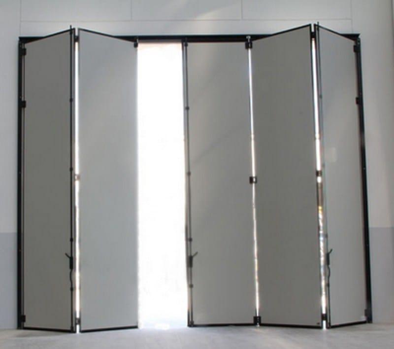 Industrial Folding Doors Images Album - Losro.com