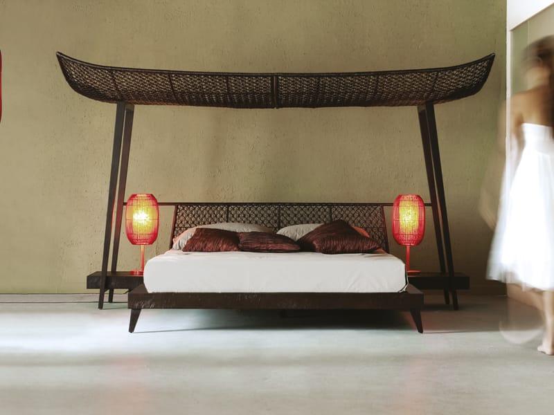 Orientalisches himmelbett  Himmelbett im Orientalischen Stil IMA By KENNETH COBONPUE Design ...