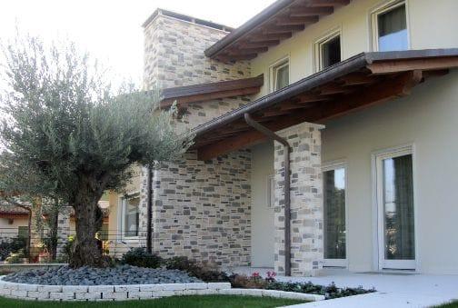 Colore Muri Esterni Casa : Fabulous in pietra ricostruita per esterni tarastone by colore
