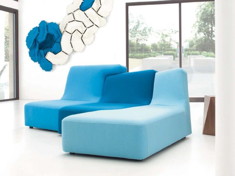 sectional sofa confluences by ligne roset design philippe. Black Bedroom Furniture Sets. Home Design Ideas