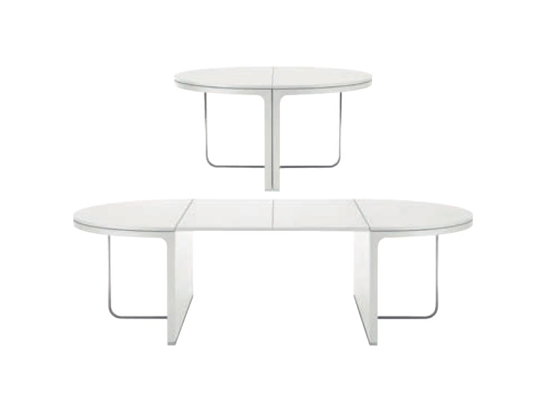Extending Table ALLUNGABILE By Ligne Roset Design Metrica Robin Rizzini