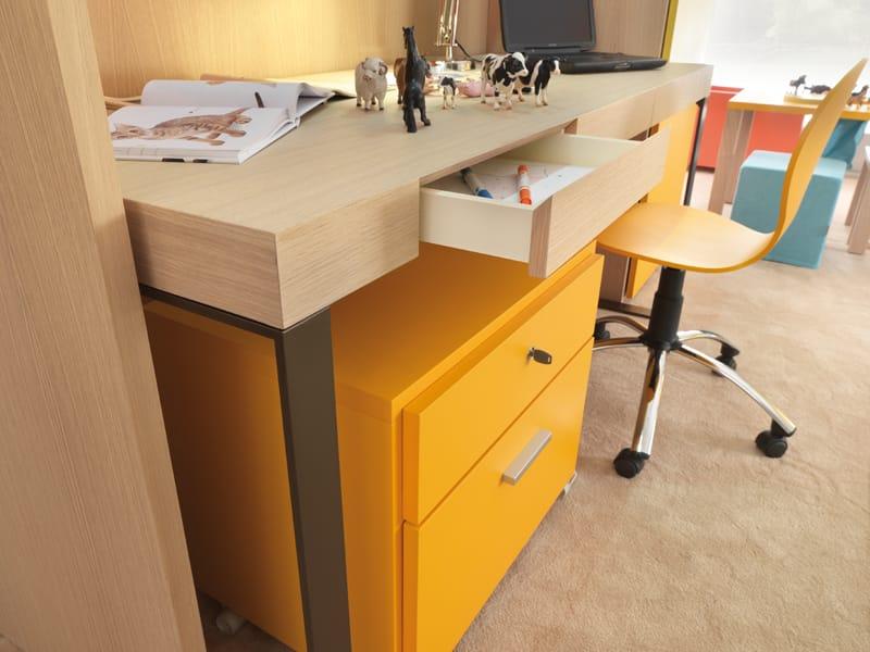 Платяной шкаф / письменный стол 9001 evagreen studio.