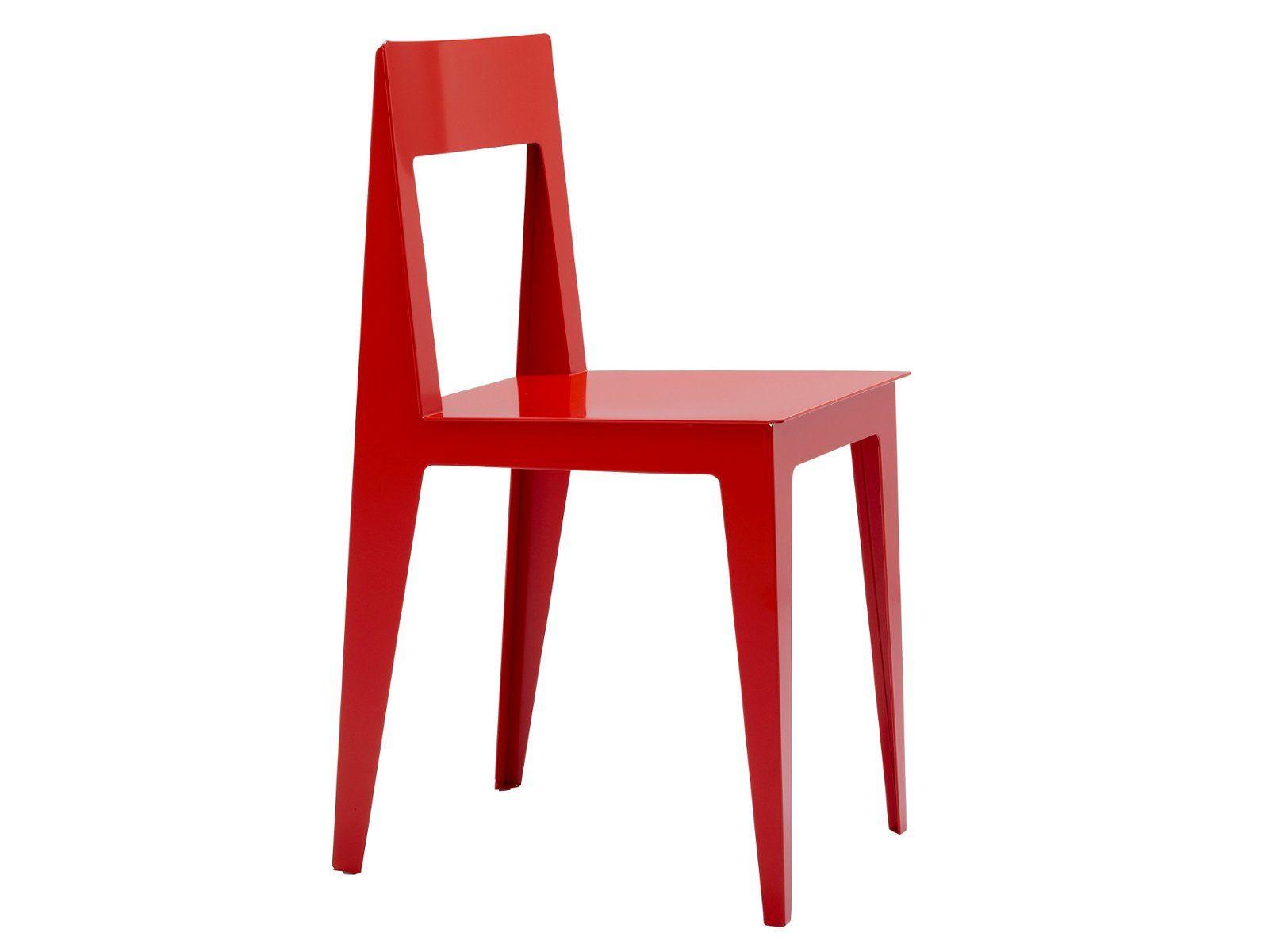 steel chair la pli e by ligne roset design marie aurore stiker m tral. Black Bedroom Furniture Sets. Home Design Ideas