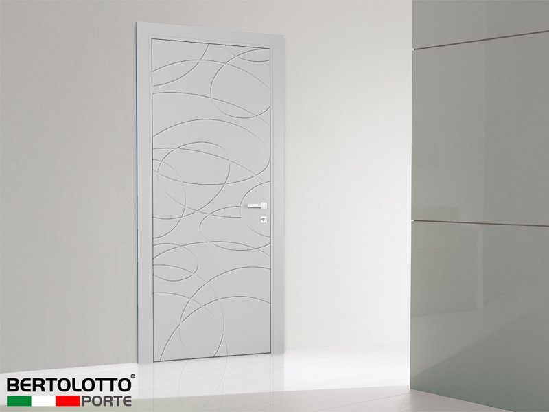 Porta a battente laccata FASHION By Bertolotto Porte