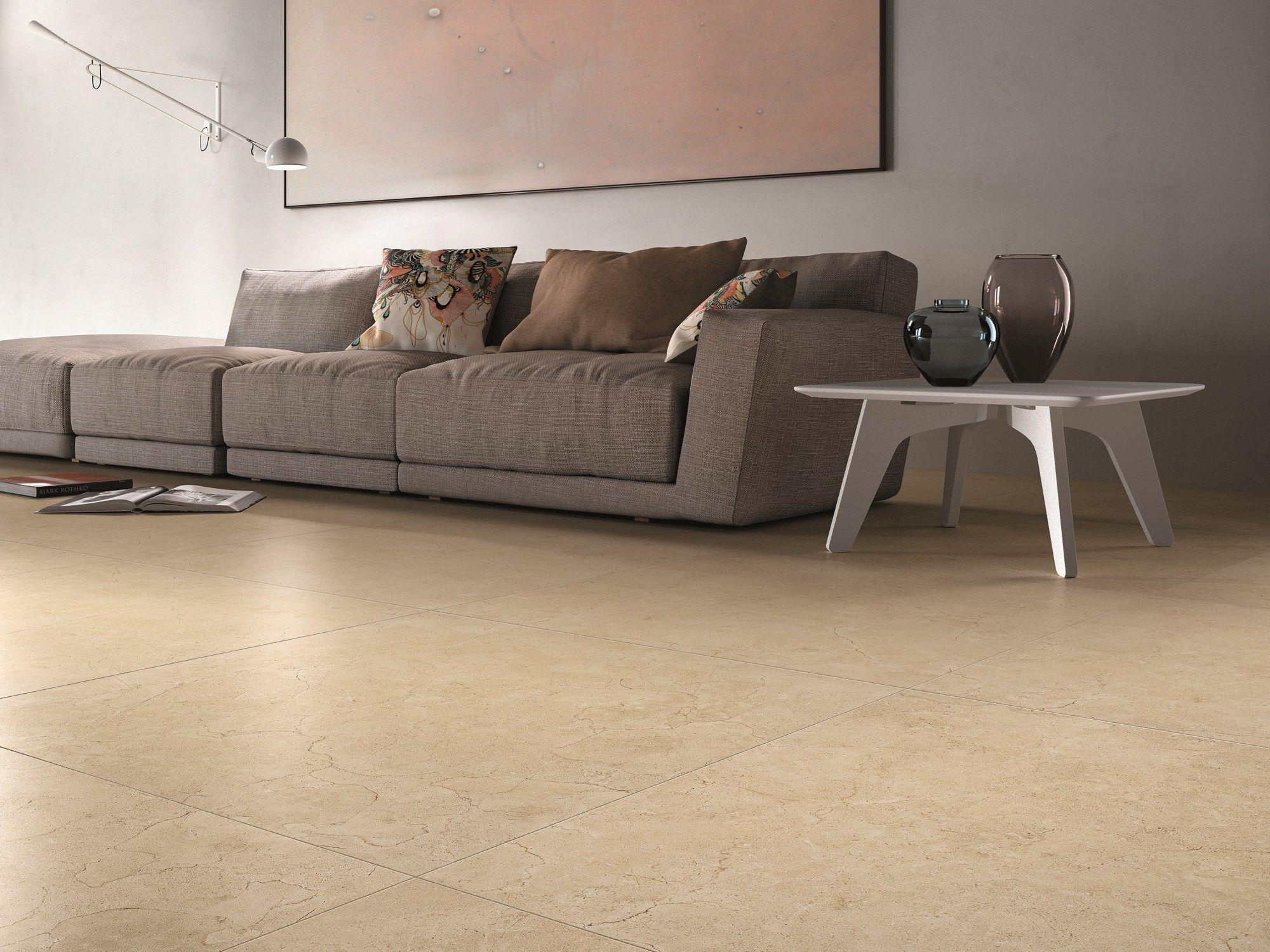 Pavimento/rivestimento in gres laminato effetto marmo EXEDRA by COTTO D'ESTE
