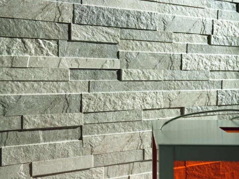 Revestimiento de pared suelo de gres porcel nico imitaci n - Imitacion a piedra para paredes ...