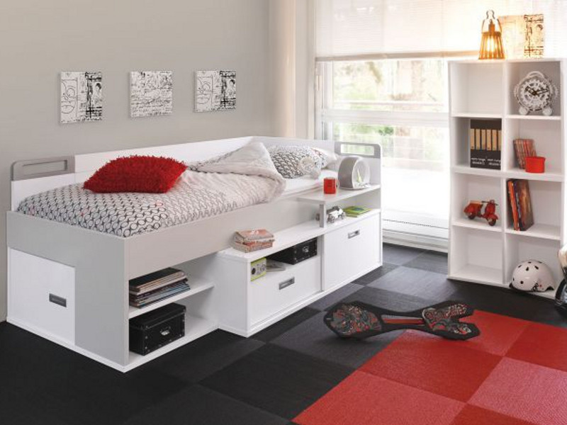 dimix chambre mezzanine by gautier france. Black Bedroom Furniture Sets. Home Design Ideas