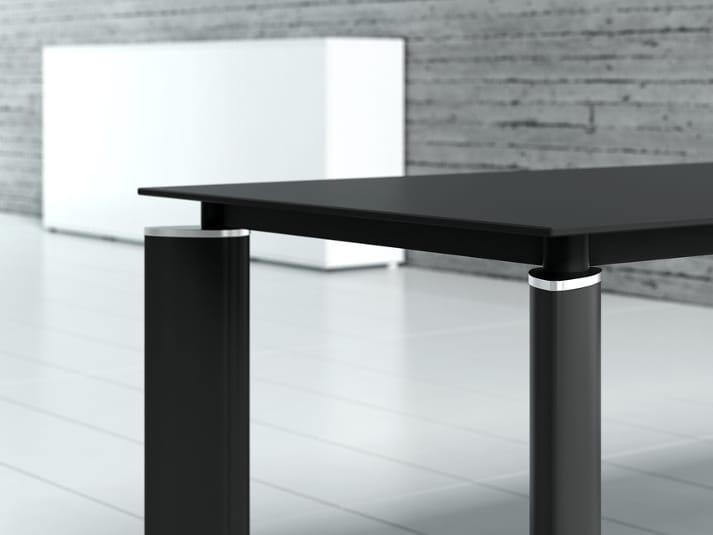 CRYSTAL Workstation desk By MDD