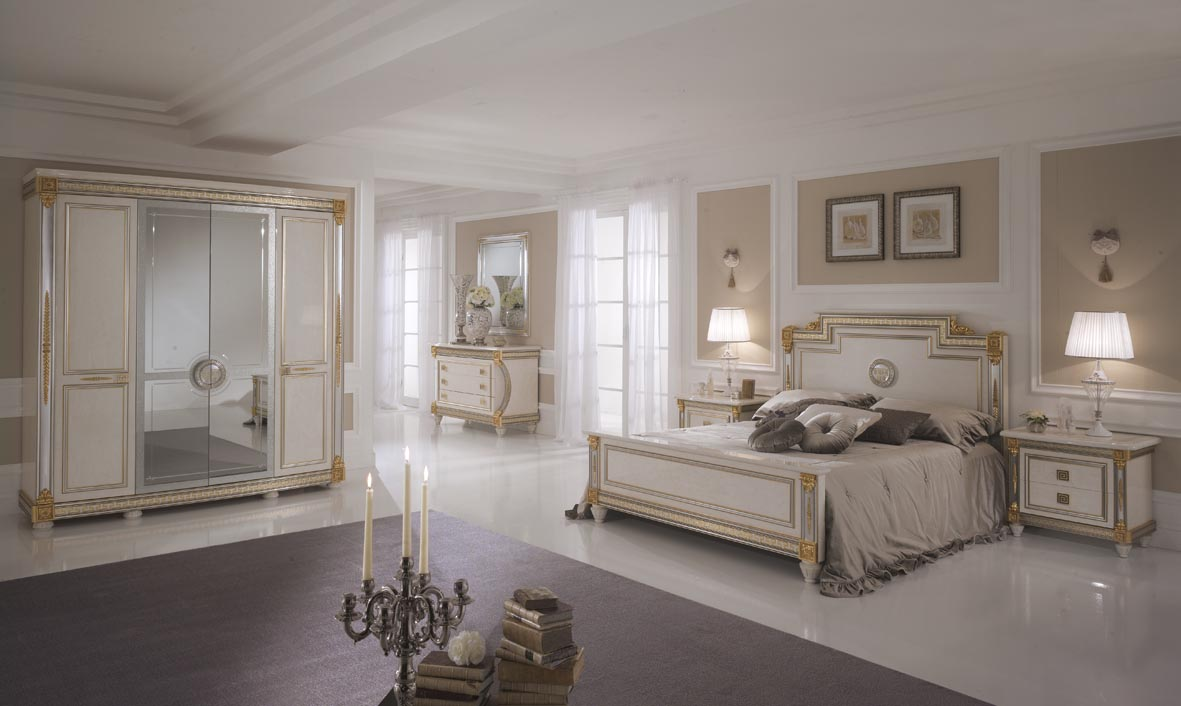 LIBERTY | Camera da letto By Arredoclassic