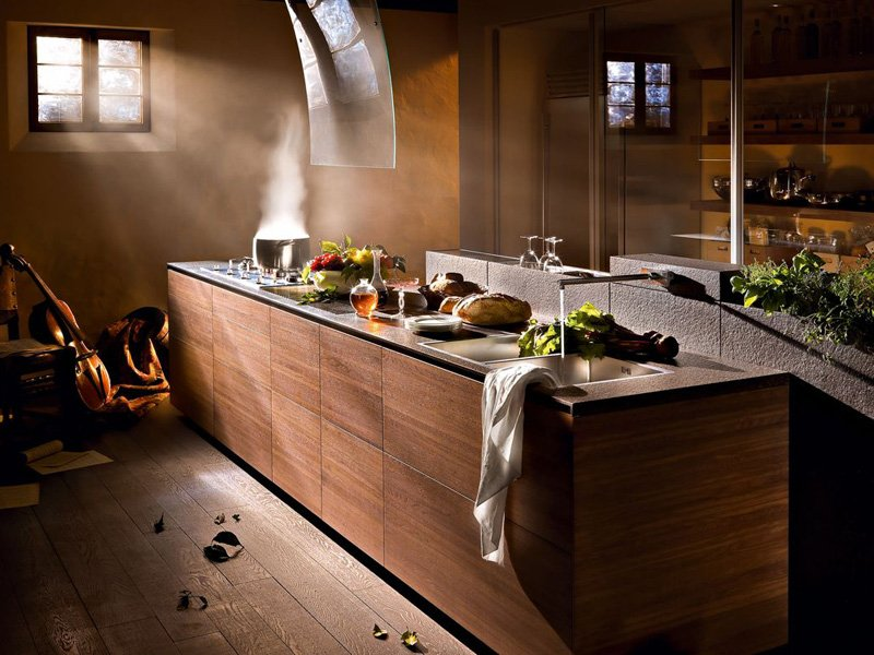 Cucine in noce | Archiproducts