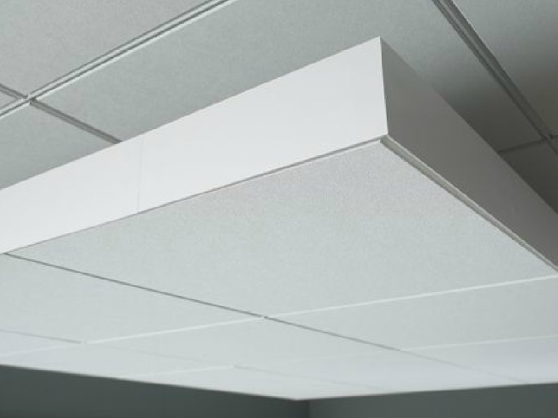Frame And Accessory For Suspended Ceiling Axiom Canopy By