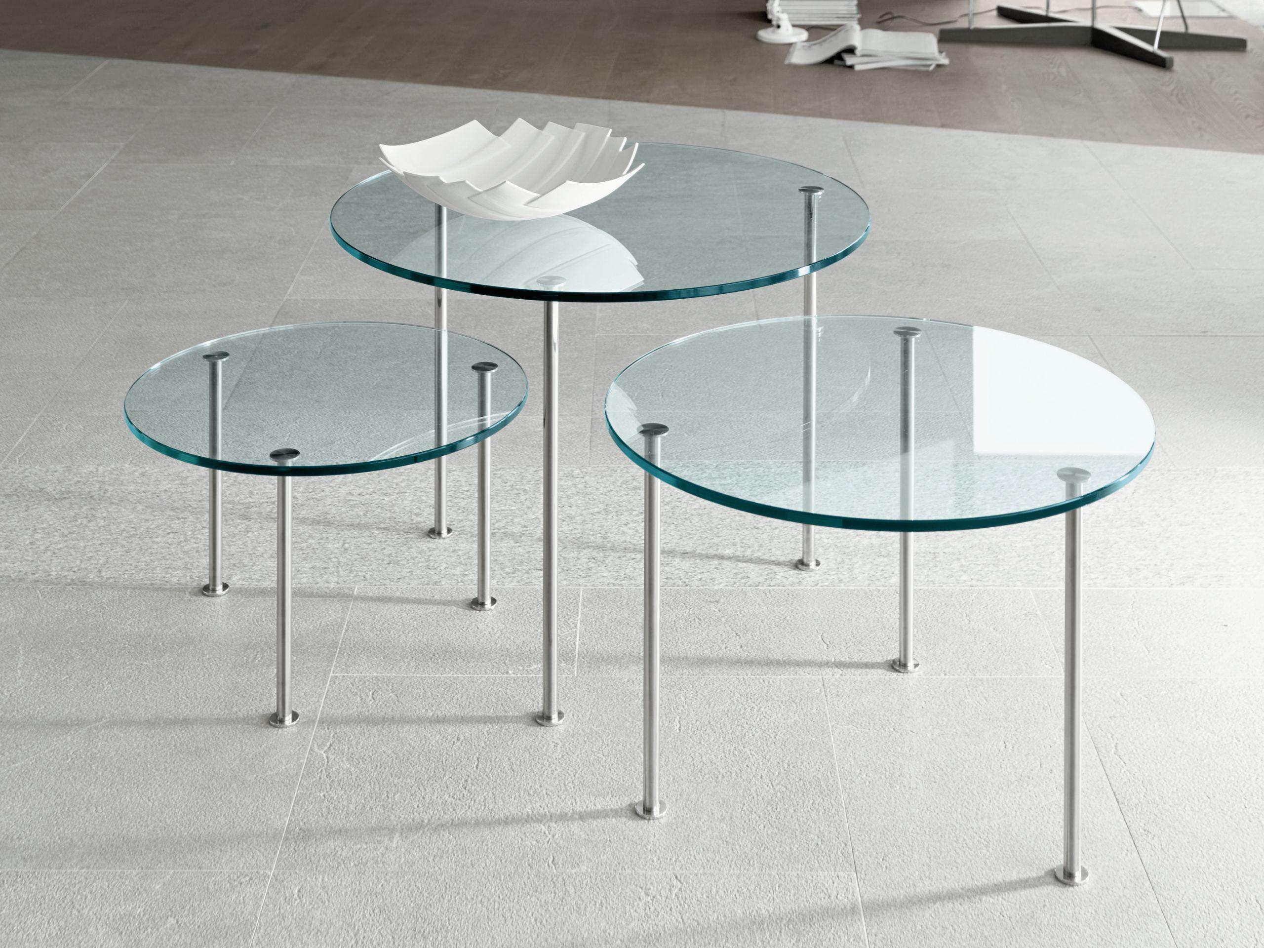 Glass Coffee Table TWIG By Tonelli Design Design Studio Du0027Urbino Lomazzi