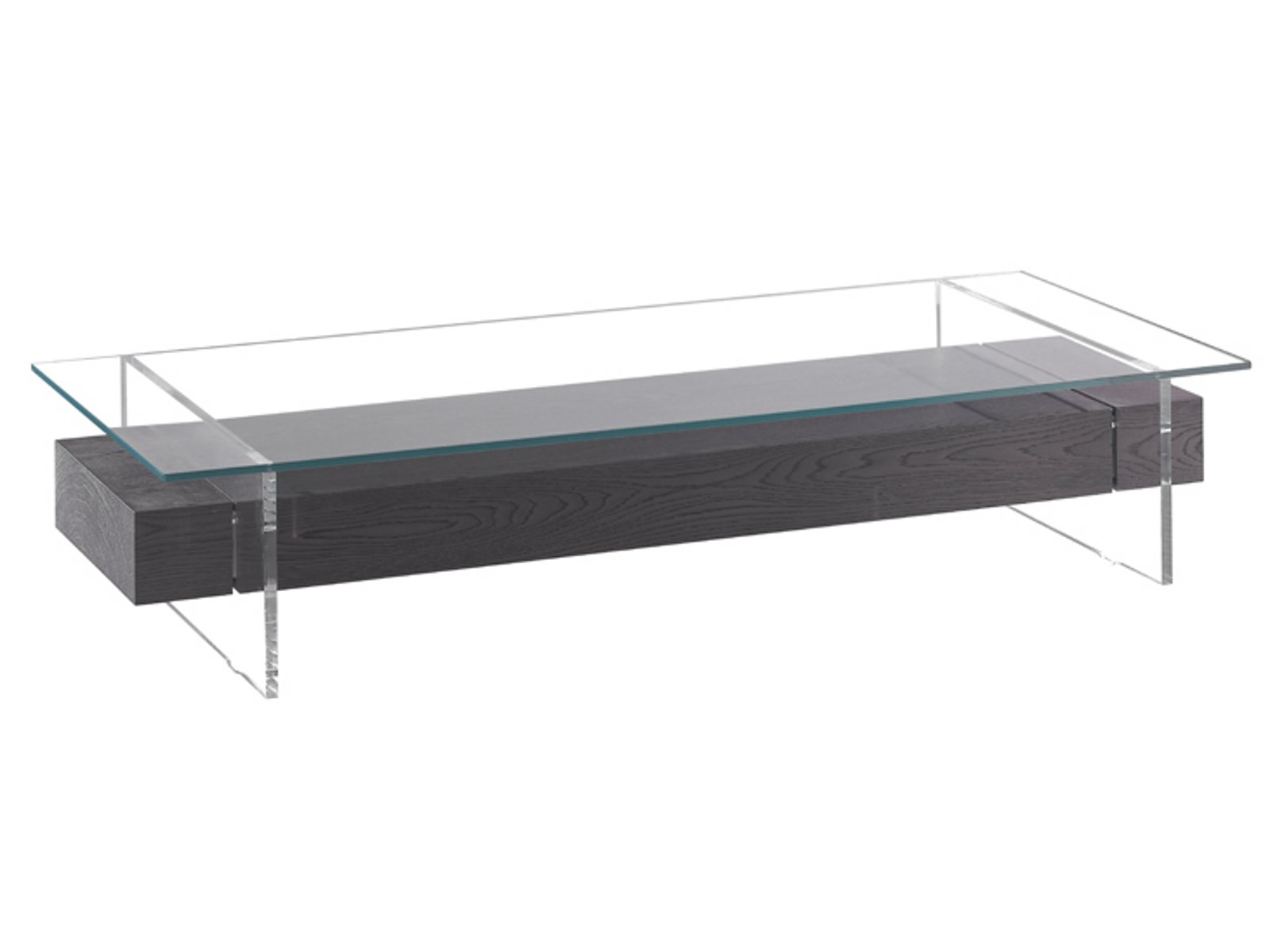 Hardy rectangular coffee table by meridiani geotapseo Choice Image