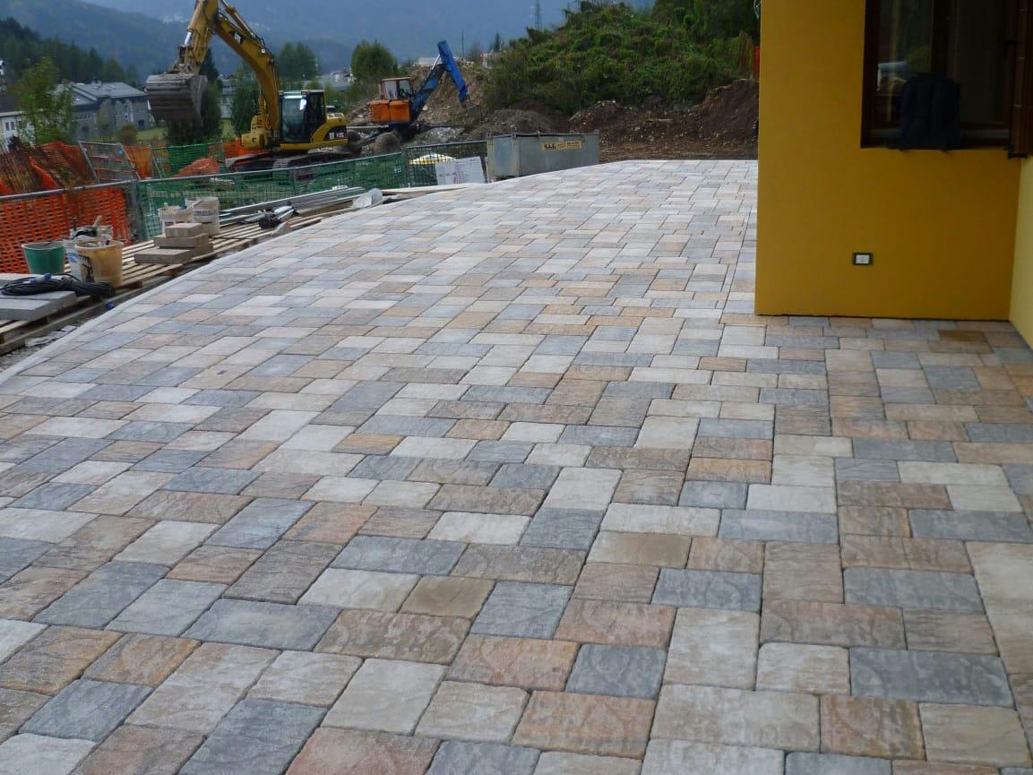 Cement outdoor floor tiles with stone effect borgo sabbia for 100 floors floor 62