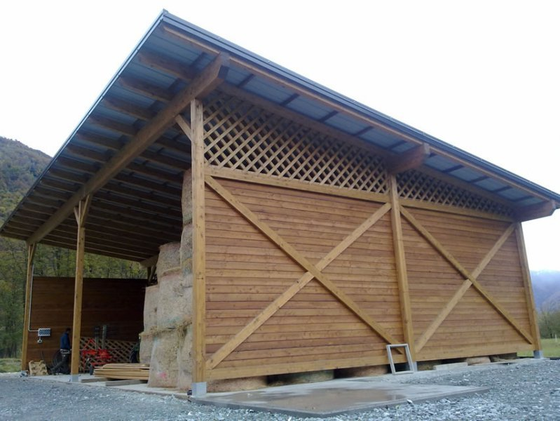 Casa in legno sistema telaio by galloppini legnami for Moderne case a telaio