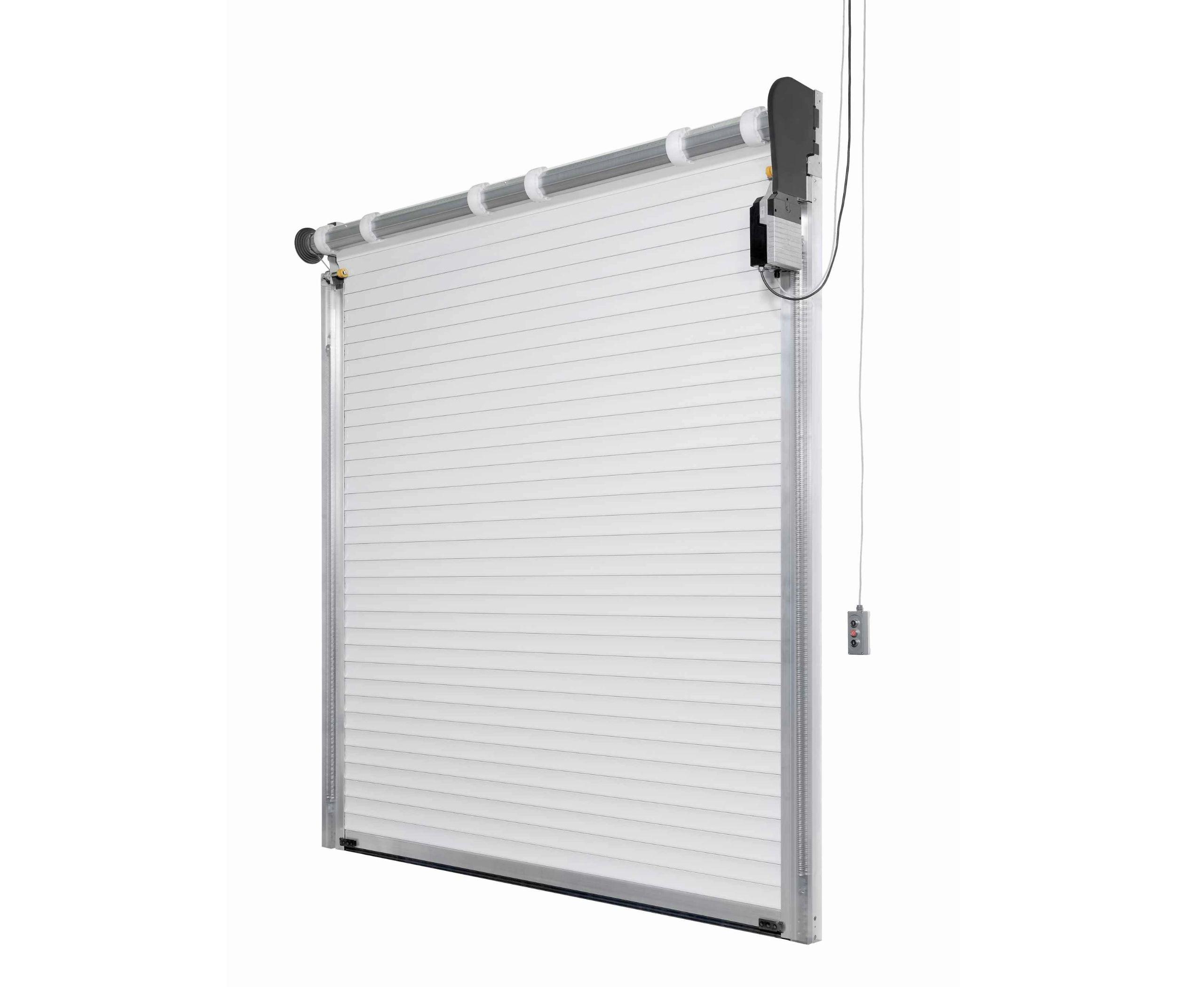Sb puerta de garaje enrollable by h rmann italia - Serrande per finestre prezzi ...
