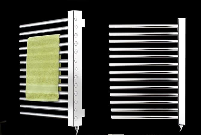 Radiateur Seche Serviette Electrique Pivotant. Cheap Radiateur