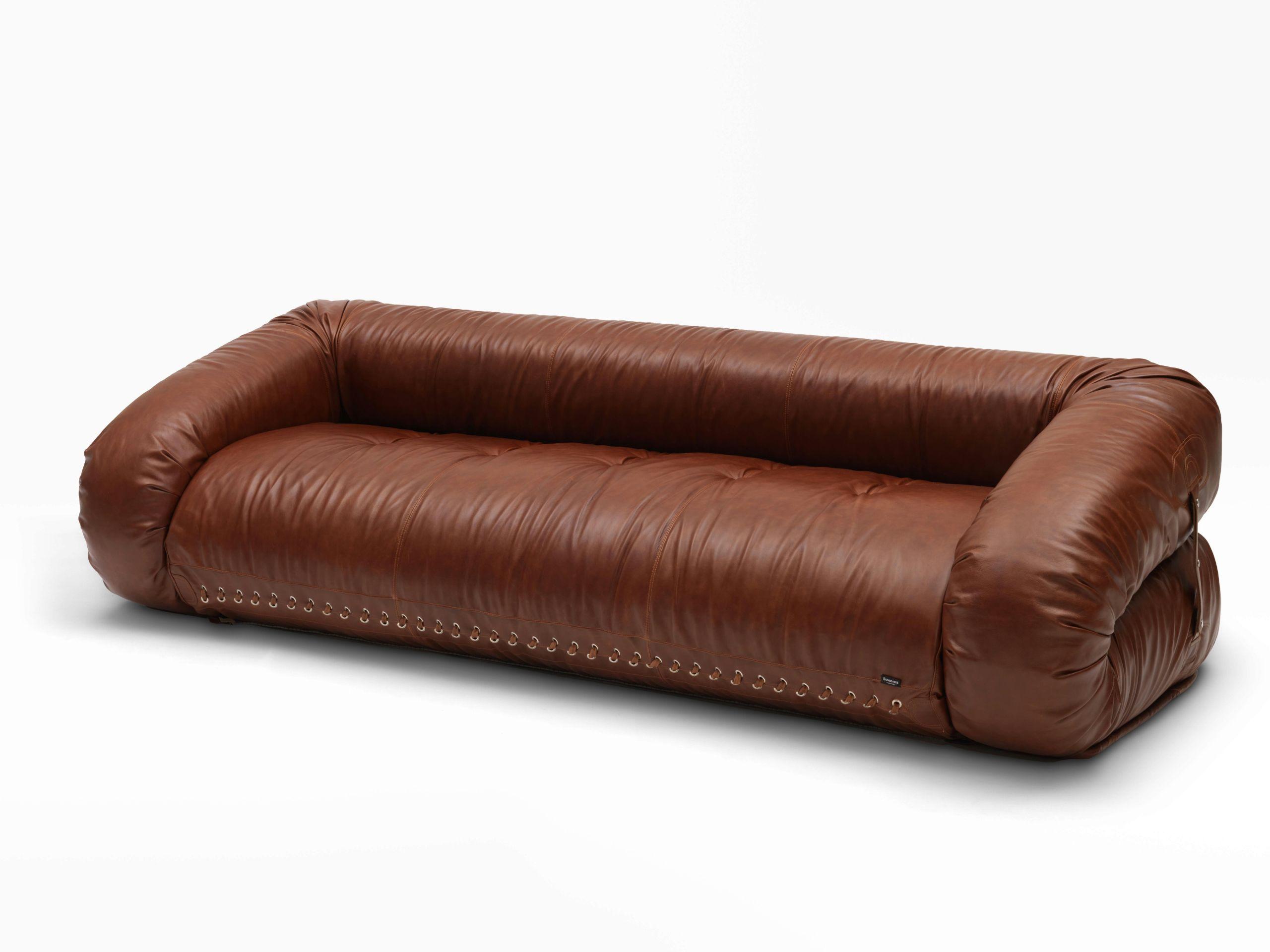 Convertible sofa bed ANFIBIO By Giovannetti design Alessandro Becchi