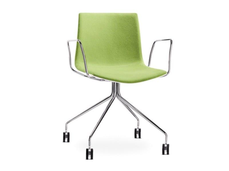 arper catifa. excellent arper catifa chairs with arper catifa
