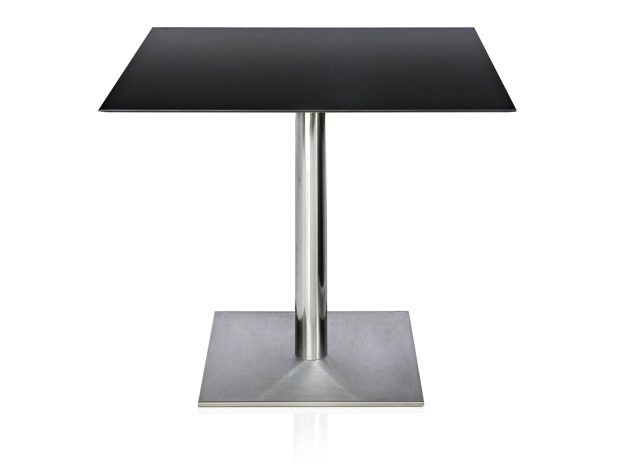 Square restaurant tables - Square Hpl Table