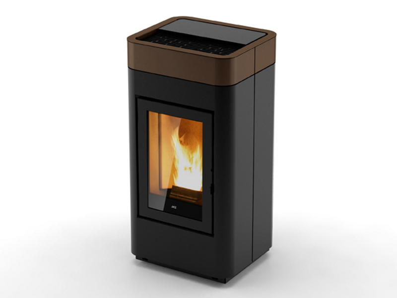Pellet stove CUTE By MCZ GROUP design Emo Design