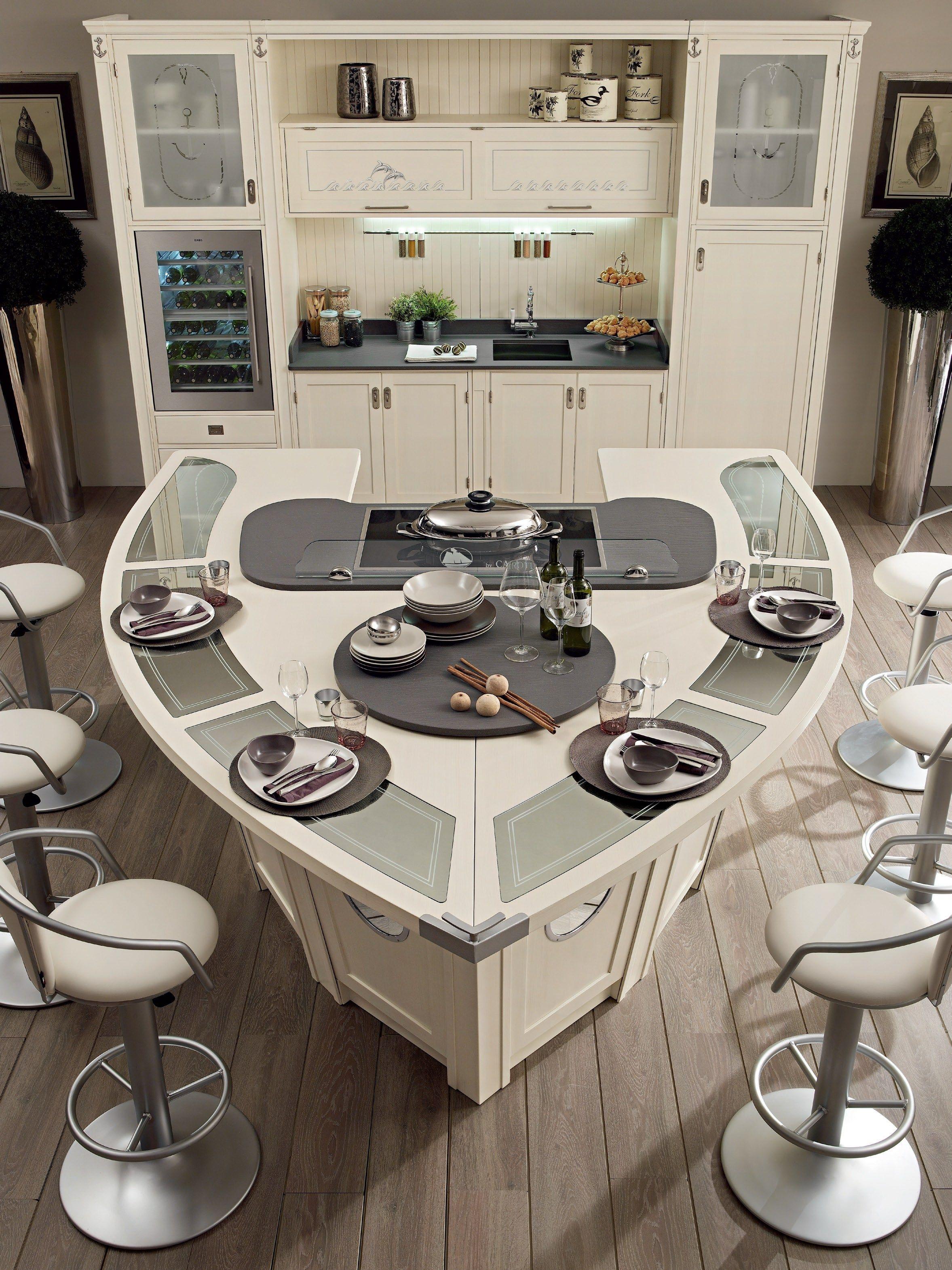 Emejing Cucina Con L Isola Gallery - Ideas & Design 2017 ...