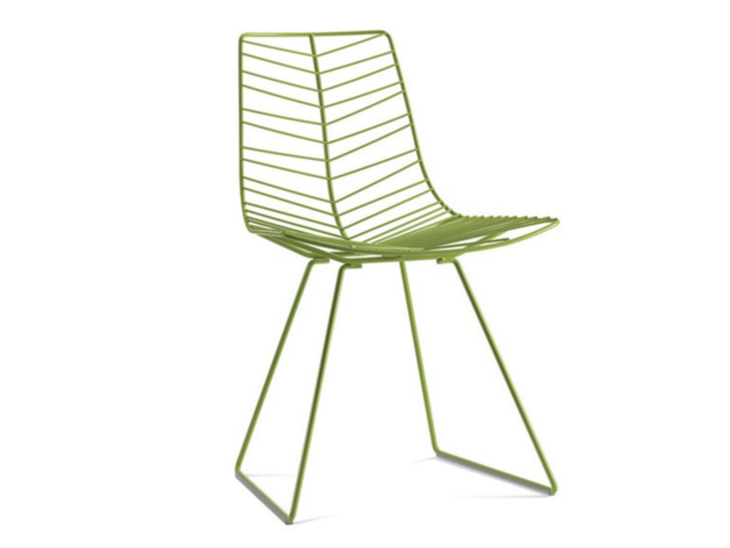 Gartenstuhl design  LEROD | Chair with armrests By Derlot Editions design Alexander ...