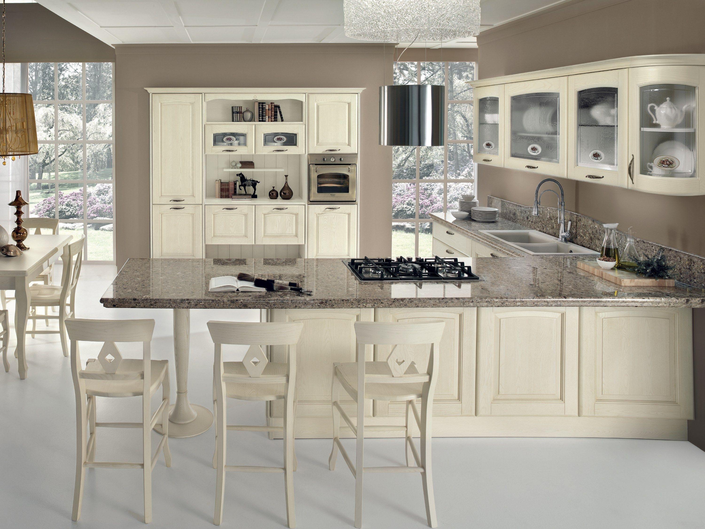 VERONICA | Cucina in frassino By Cucine Lube
