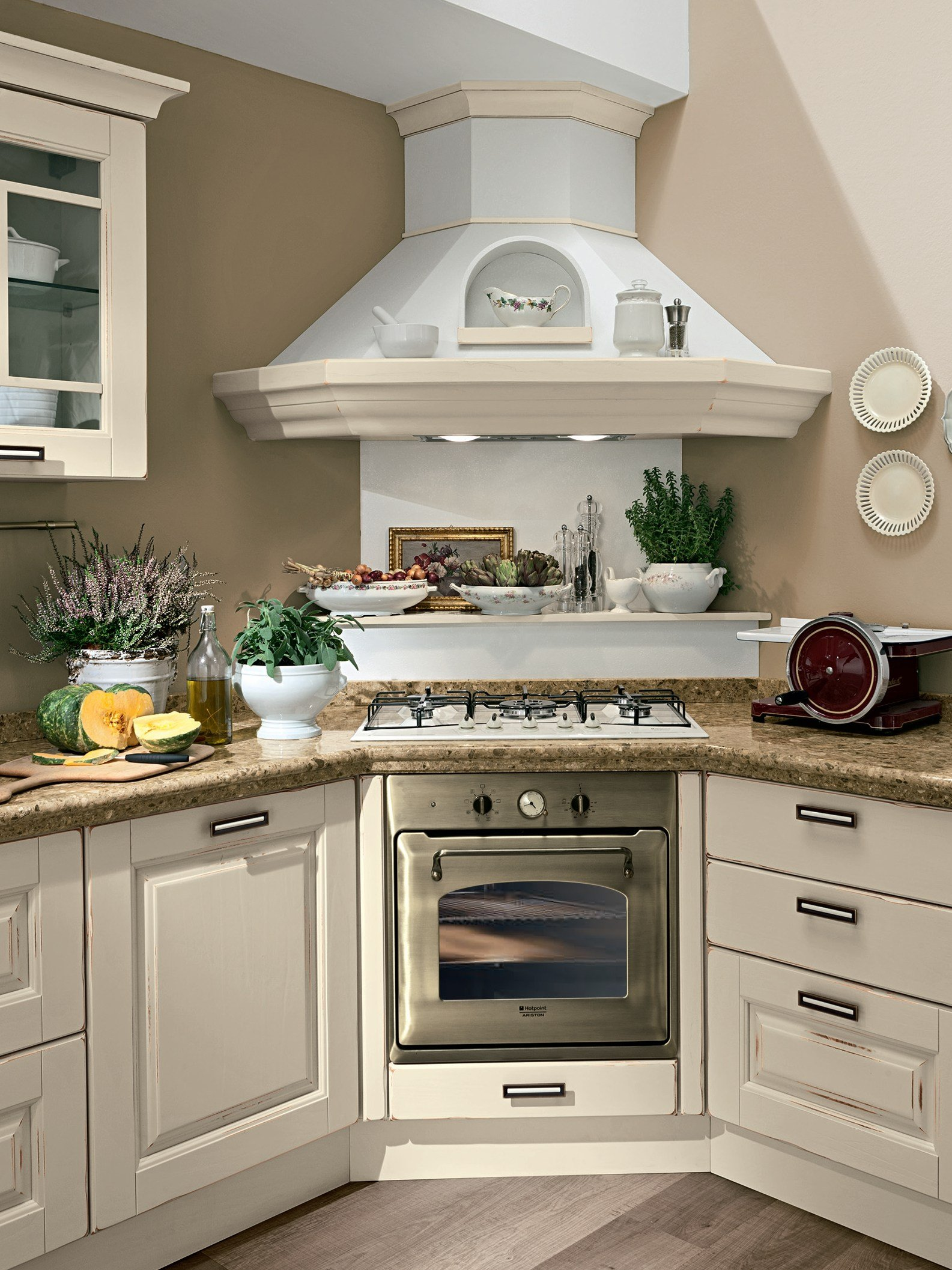 Awesome Cappa Cucina Ad Angolo Gallery - House Interior - kurdistant ...