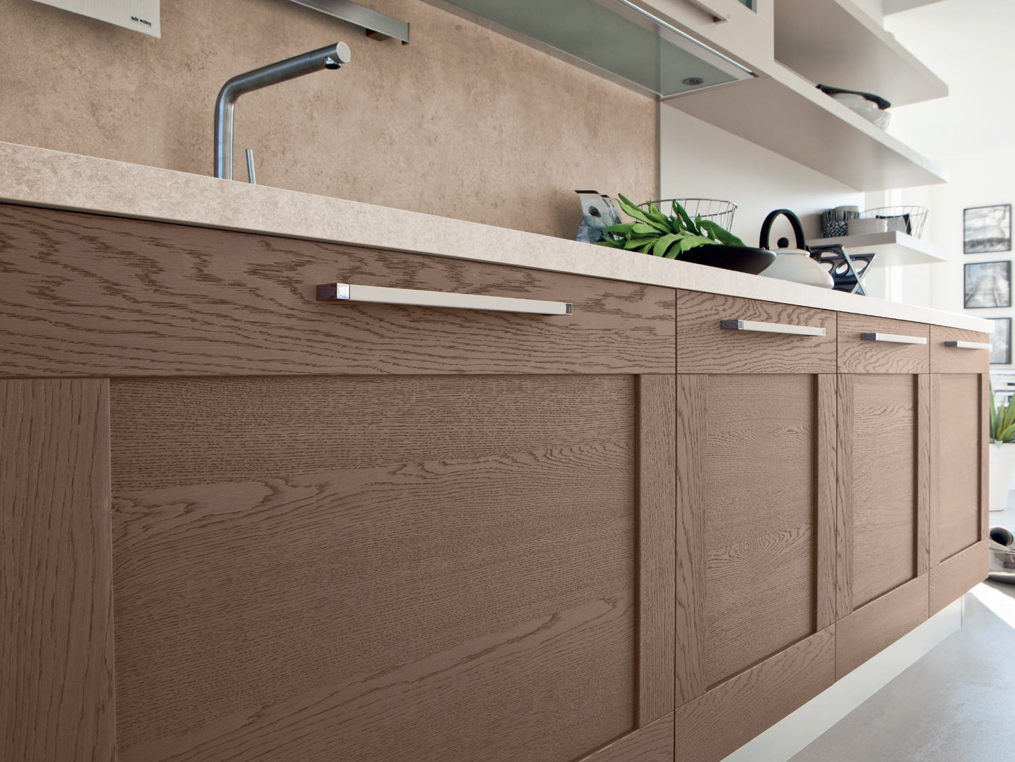 GALLERY | Linear kitchen By Cucine Lube