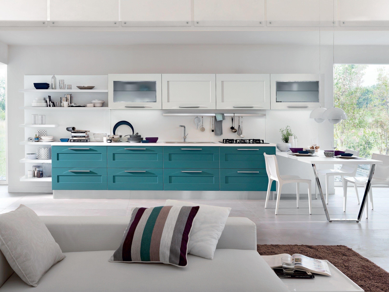 Gallery cucina laccata by cucine lube design studio ferriani - Cucine lube offerte ...