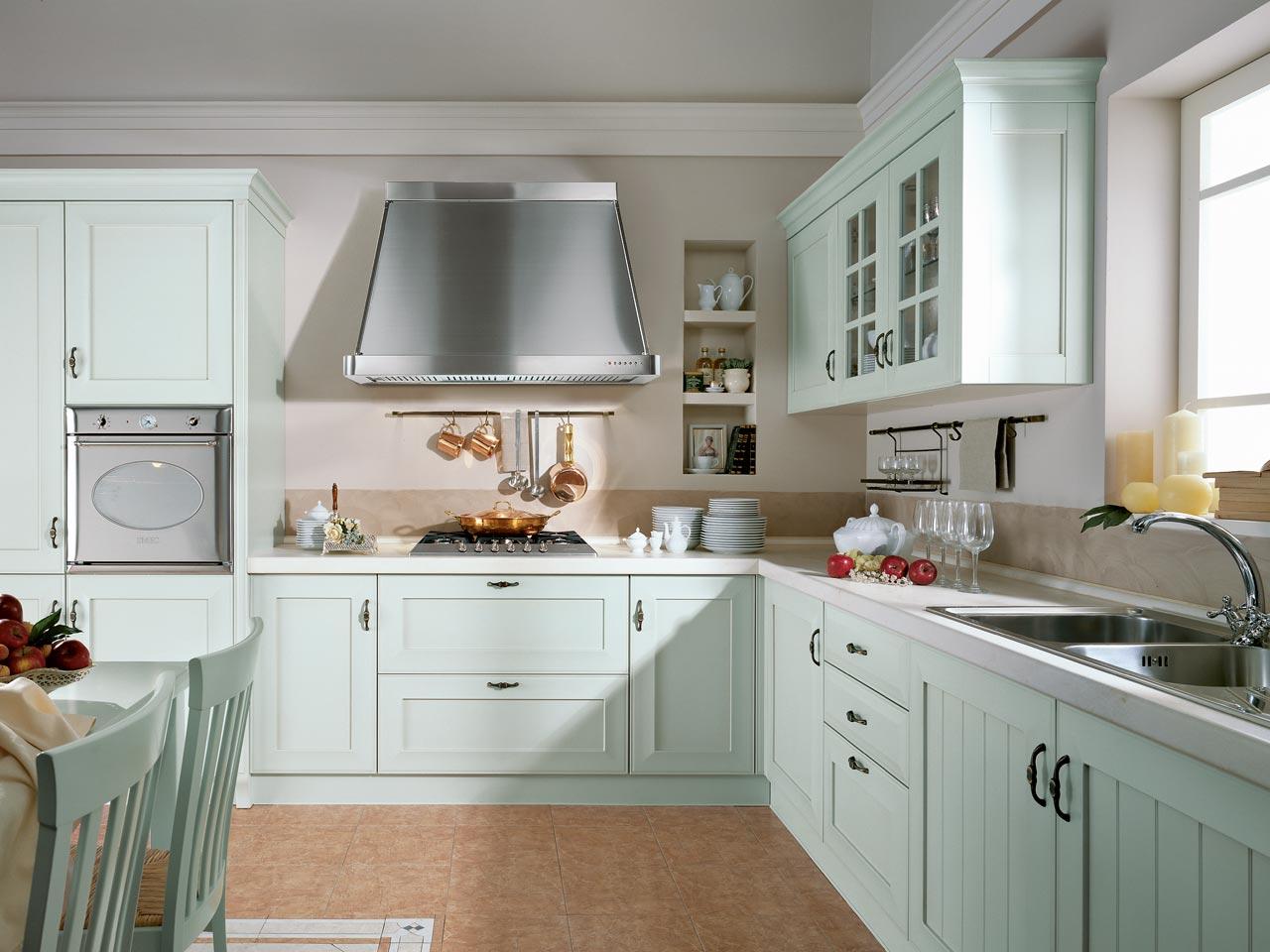 VELIA LACCATA | MDF kitchen By Cucine Lube