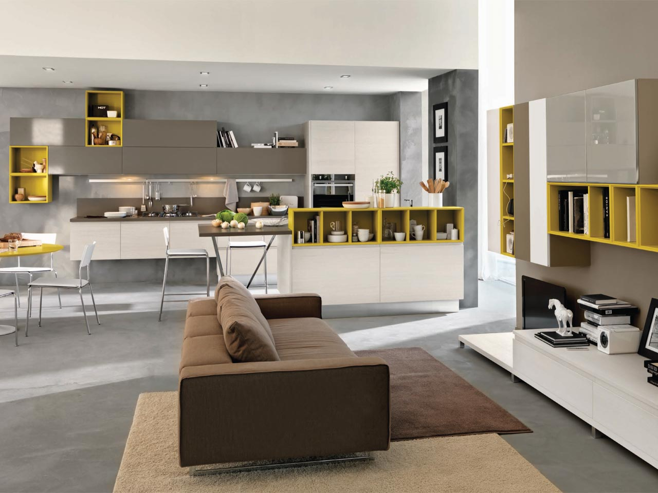 Best Cucine Rovere Grigio Ideas - harrop.us - harrop.us