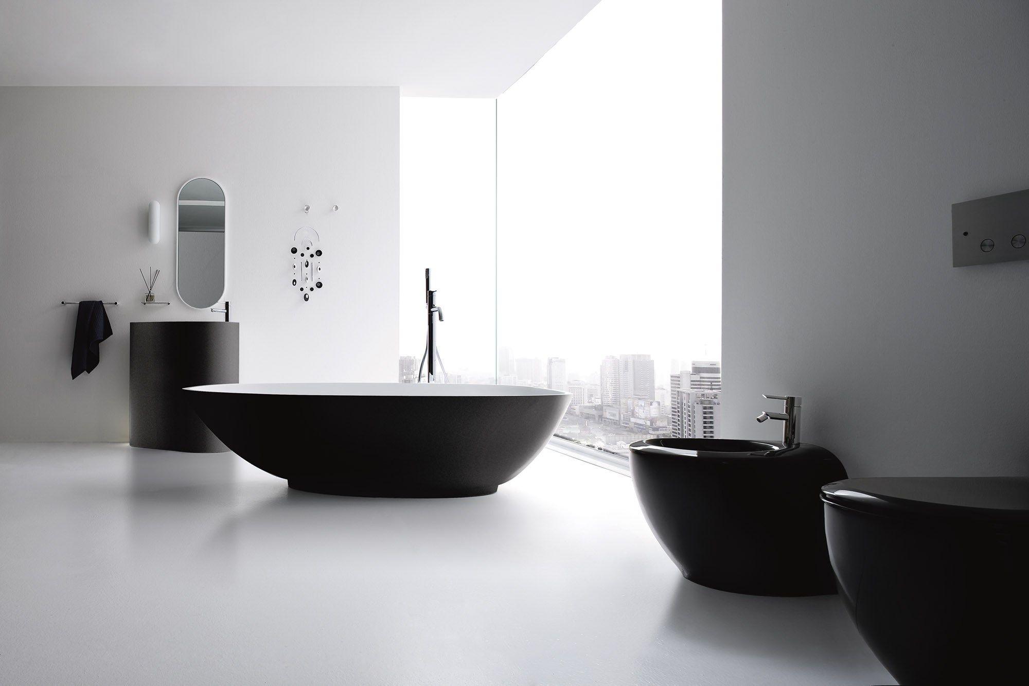Boma vasca da bagno centro stanza by rexa design for Vasca centro stanza