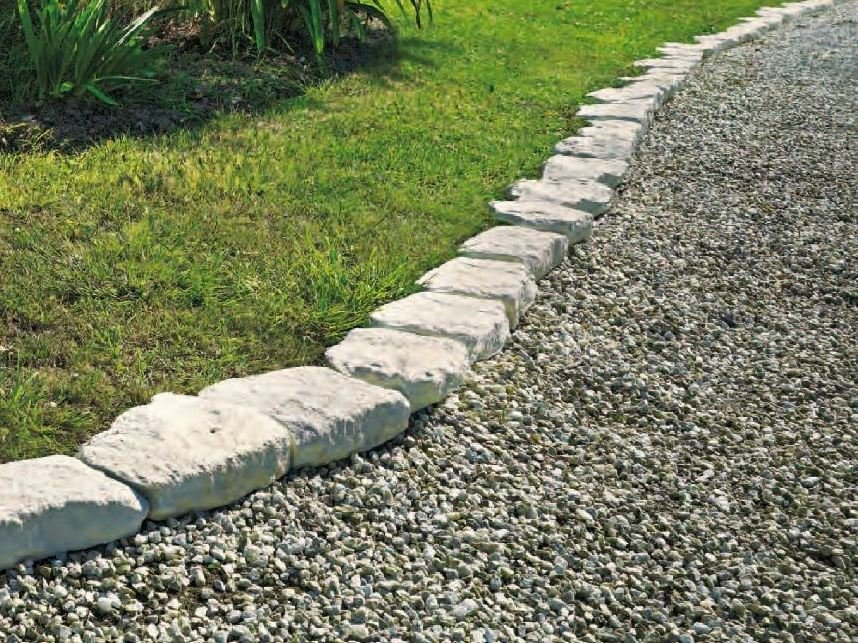 Lawn Edging Orsol Landscape Edging Stone Photos