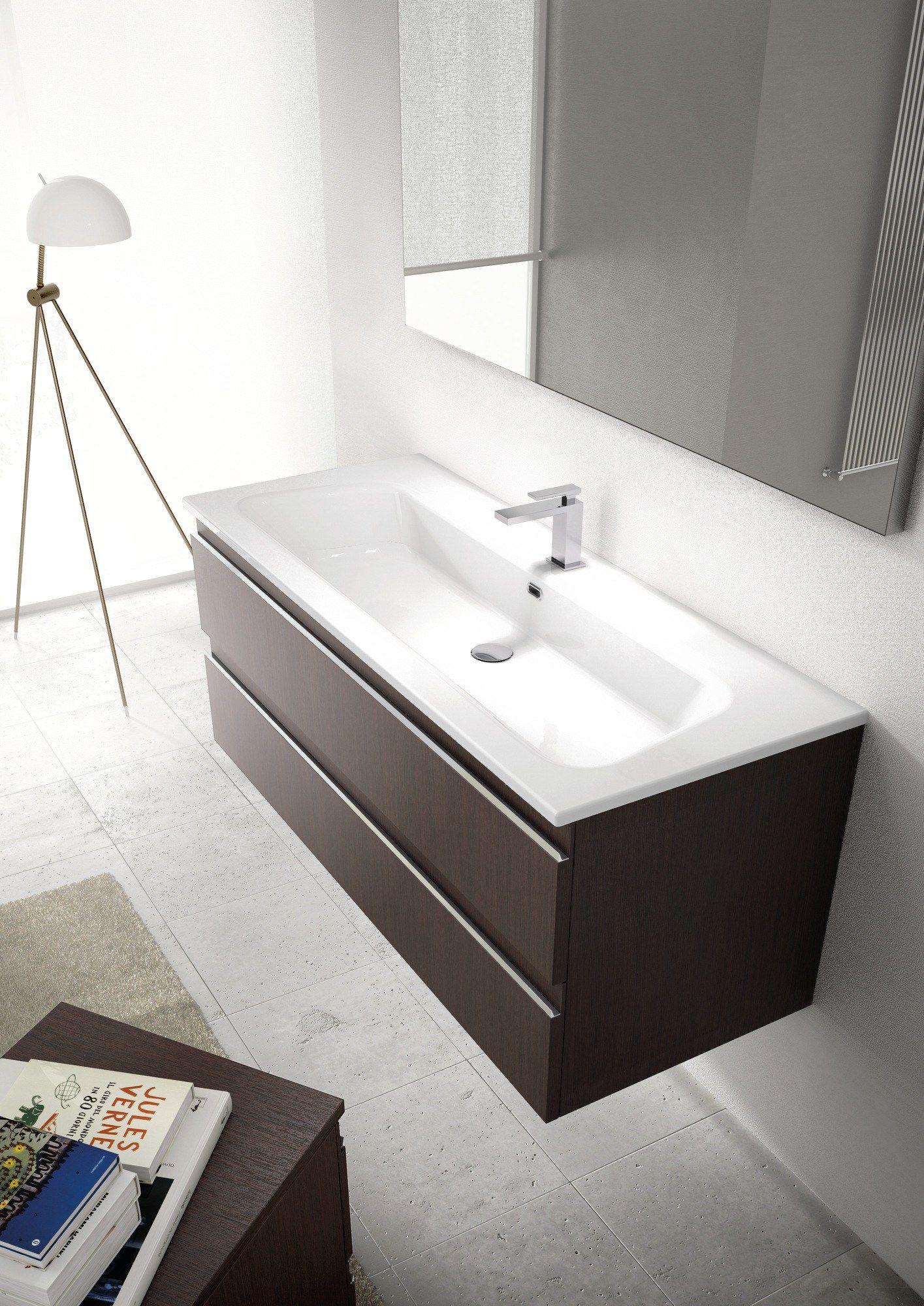 arredo bagno completo mistral comp 06 by idea - Prezzi Arredo Bagno Completo