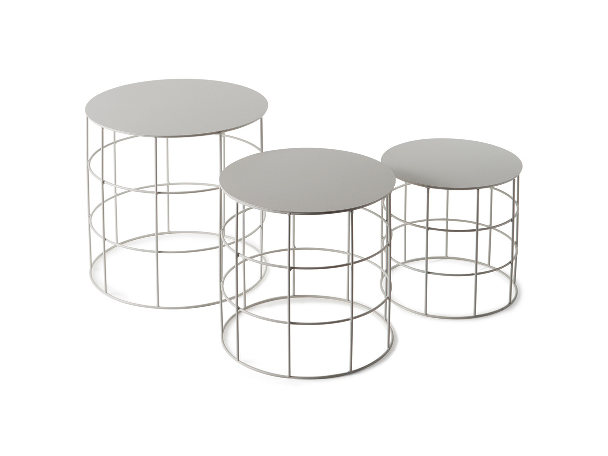reton round coffee table tables collection by atipico design