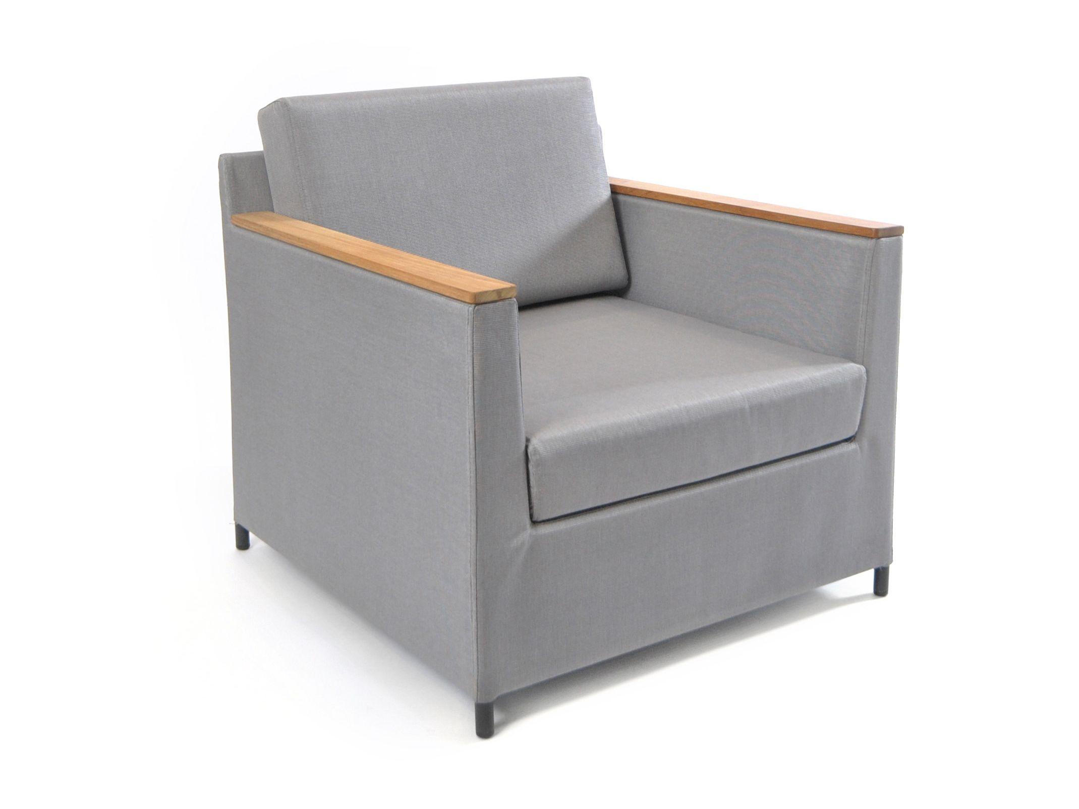 Textilene armchair KOMFY