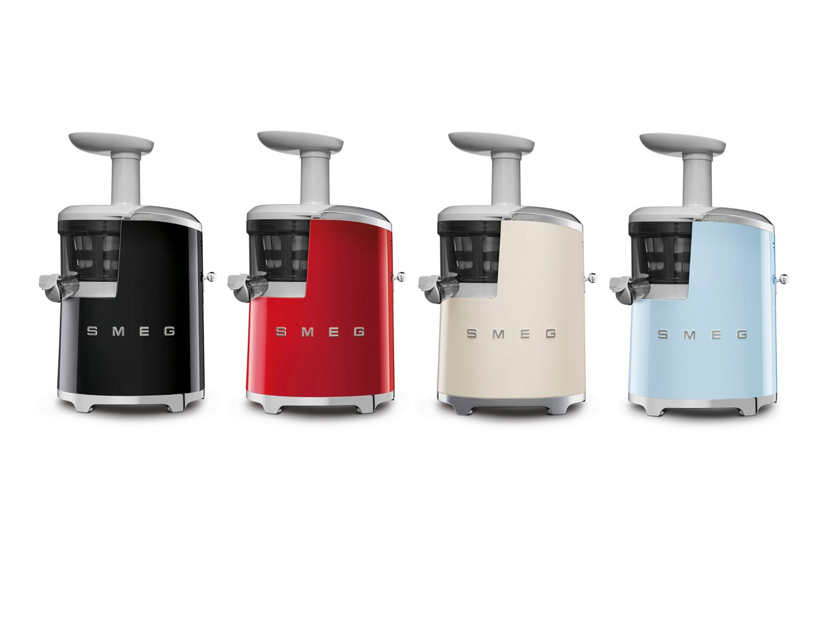 Sjf01 Slow Juicer Smeg 50 S Style Collection By Smeg