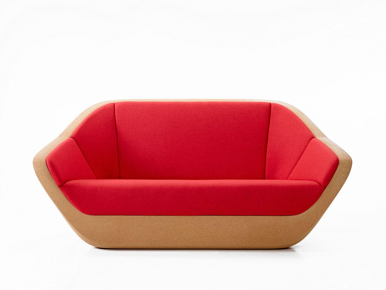 CORQUES | Armchair Corques Collection By PER-USE design Lucie Koldova