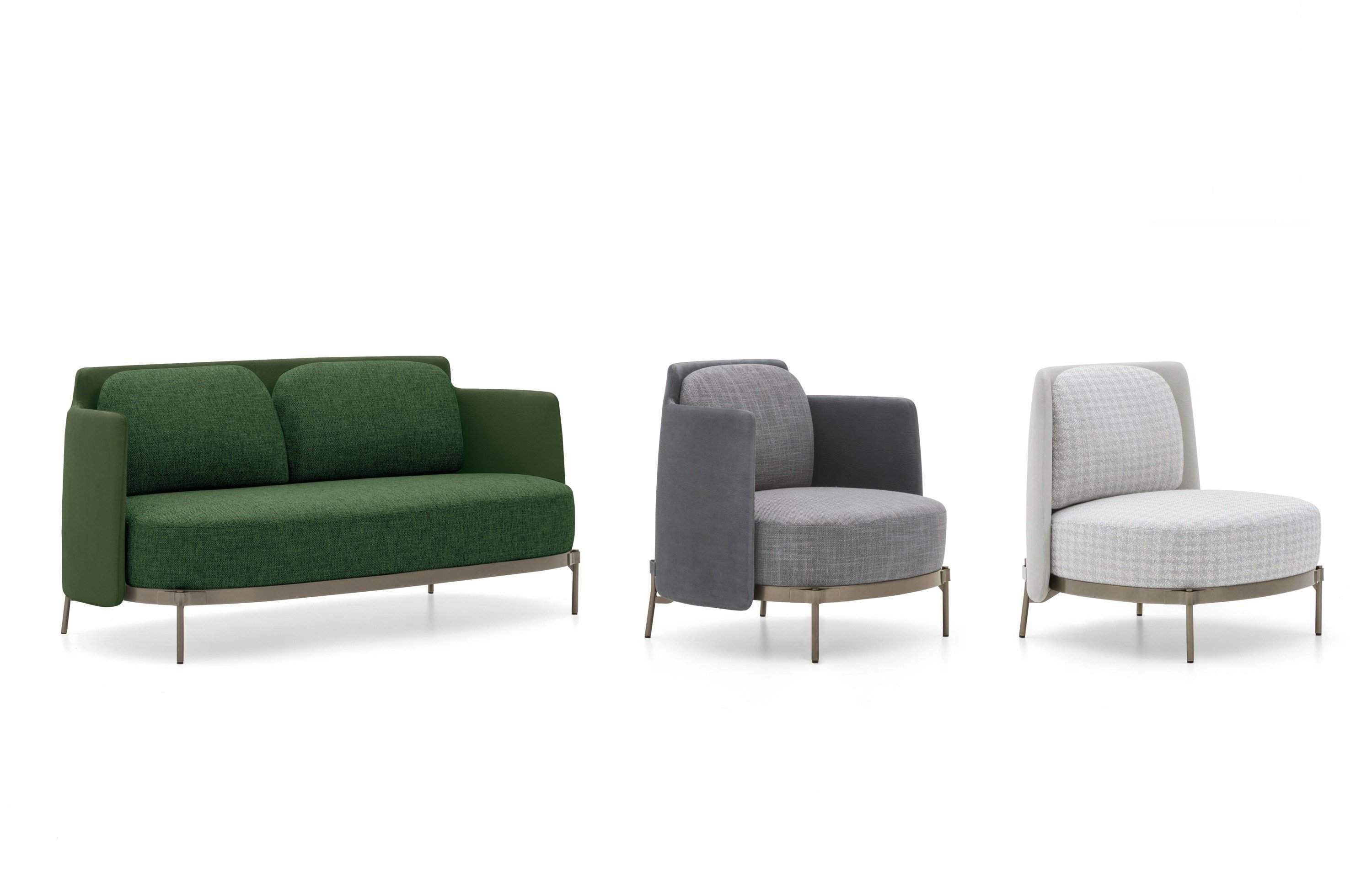 TAPE | Armchair Tape Collection By Minotti design Nendo