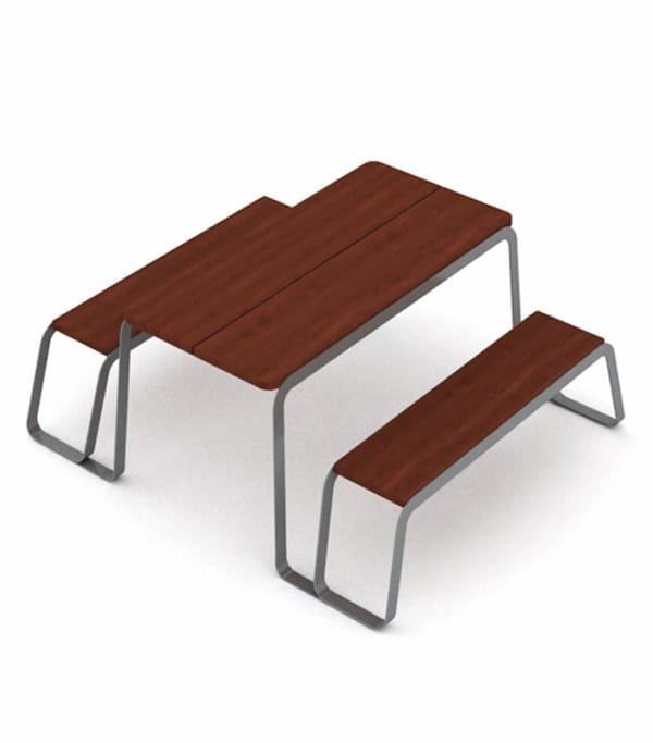 ral 7046 - iroko wood