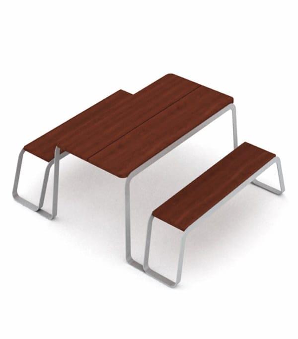 ral 9006 - iroko wood