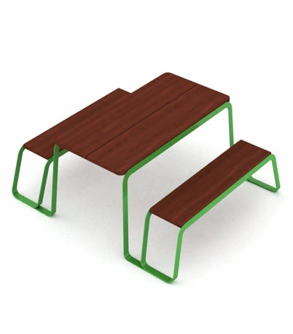 ral 6018 - iroko wood