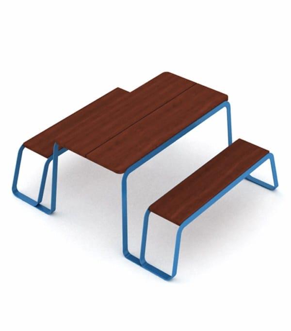 ral 5015 - iroko wood