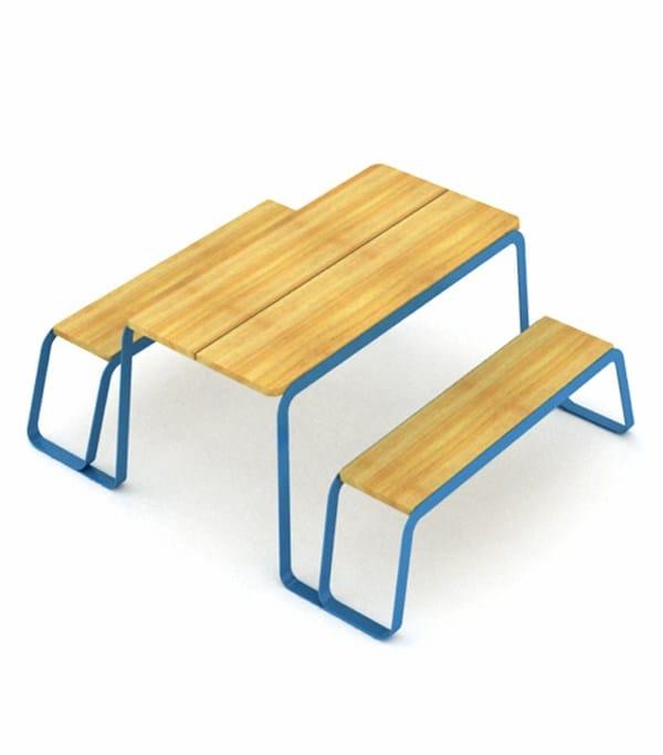 ral 5015 - natural wood
