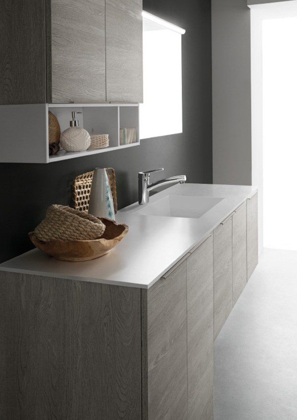 vanity unit thai composition 16 by rab arredobagno - Arredo Bagno Rab